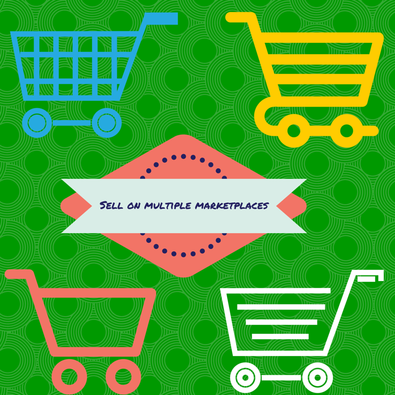 Sell on multiple marketplaces in India