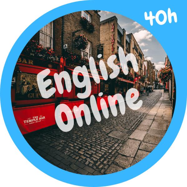 English language course online