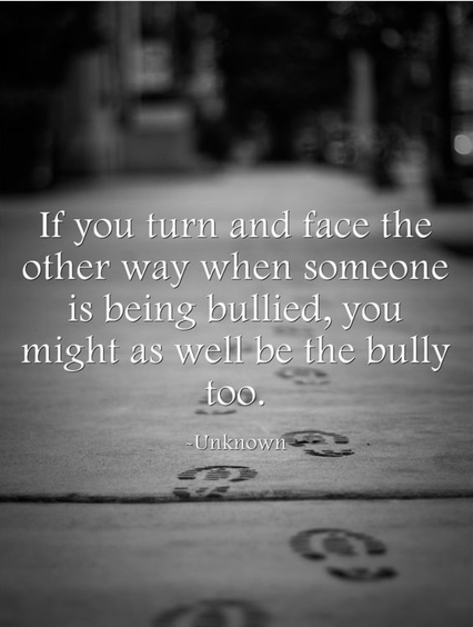 Famous Quotes About Bullying : famous, quotes, about, bullying, Inspirational, Quotes, About, Bullying