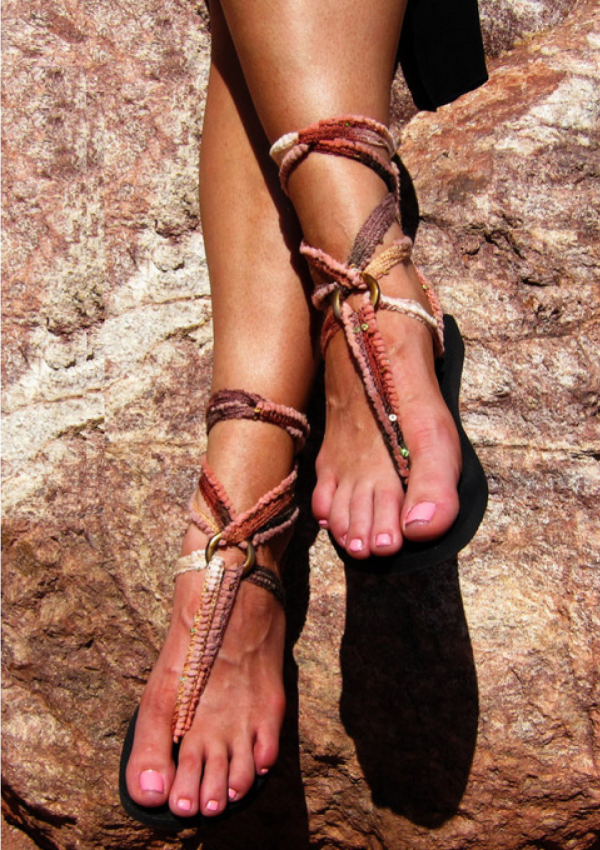 Lace-up-Gladiator-Sandals