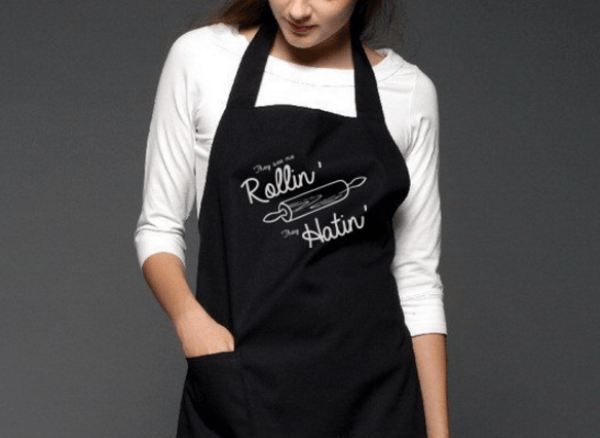 personalized apron for her