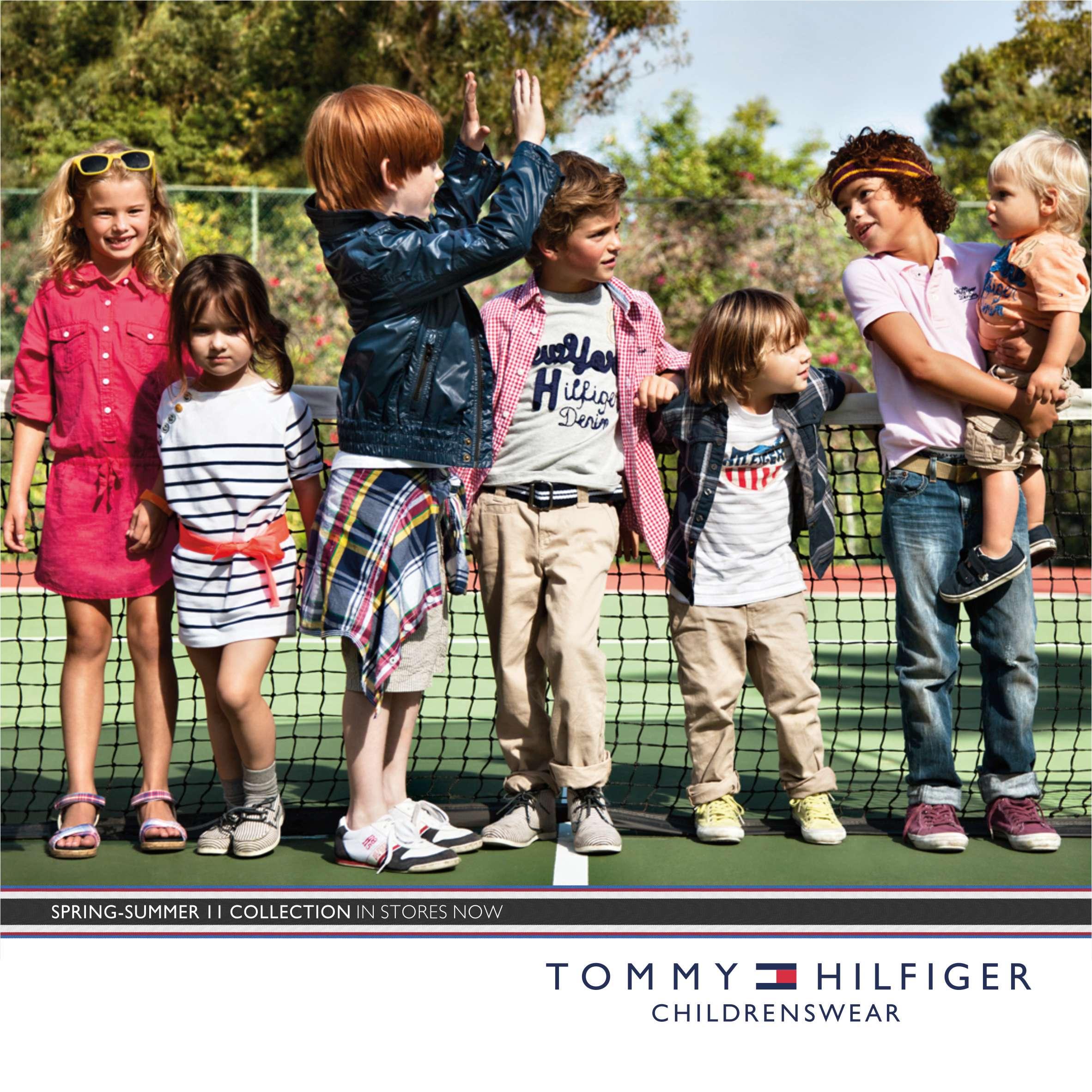 Tommy Hilfiger BB衫 低至半價+可直送香港/澳門