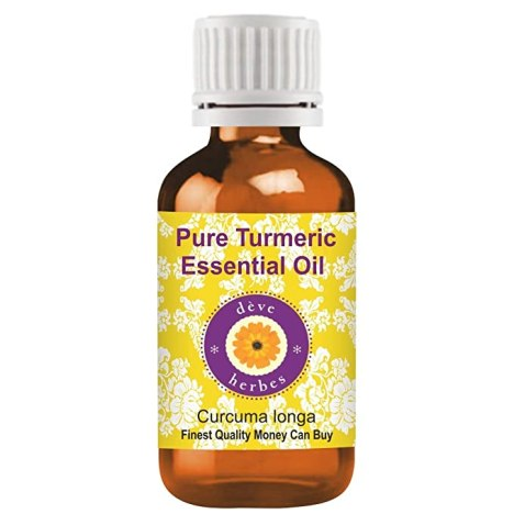 Deve Herbes Pure Turmeric Essential Oil