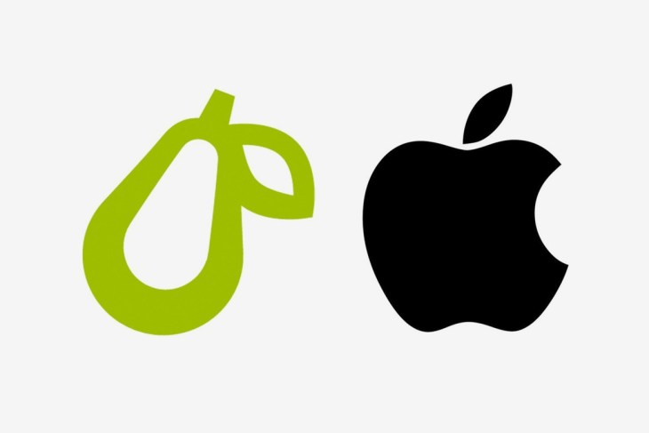 apple and prepear logos