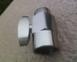 100% Brass Shower Head Shut off valve