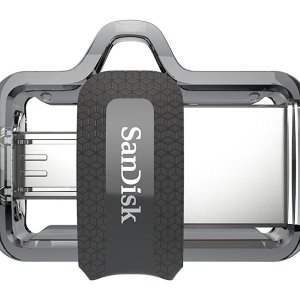 Sandisk 16 GB Ultra Dual m3.0 OTG Pen Drive for Android Smartphones