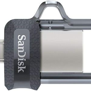 Sandisk 64 GB Ultra Dual m3.0 OTG Pen Drive for Android Smartphones