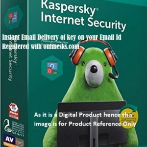 Kaspersky Internet Security 1 PC 1 Year Latest Version ( Instant Email Delivery of Key ) No CD Only Key