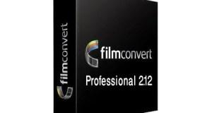 Download free FilmConvert Pro 2.12 Full + Crack