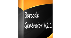 Free Download barcode generator v2.1 with Serial key
