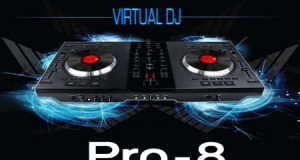 Free Download Virtual DJ Pro 8 With Serial Key