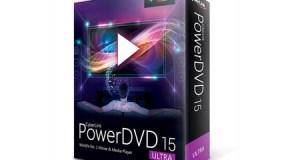 Download CyberLink PowerDVD Ultra 15 with Keygen
