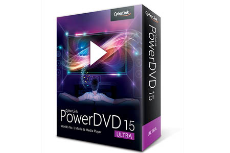 CyberLink PowerDVD Ultra 15.0.1510.58
