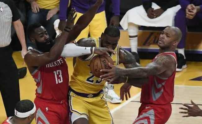 Punches Thrown At Home Debut For Lebron James Online