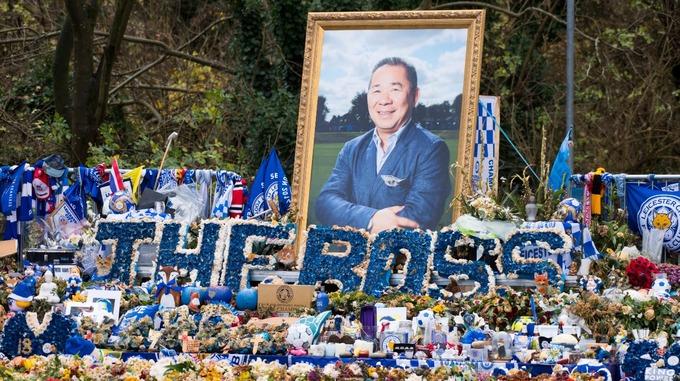 Leicester City Srivaddhanaprabha death anniversary - Online Sports Blog
