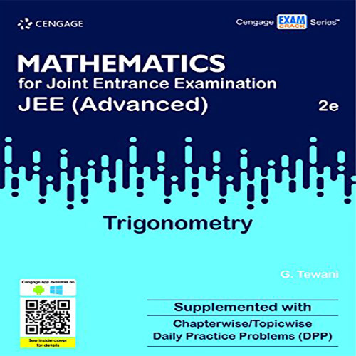 Cengage Maths - Trigonometry for JEE Mains and Advanced Exam (PDF)