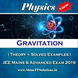 Gravitation - Physics Best Kota Study Material for JEE Mains and Advanced Exam (in PDF)
