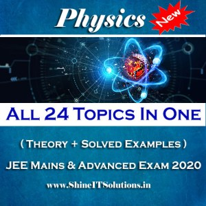 All 24 Topics In One - Physics Best Kota Study Material for JEE Mains and Advanced Examination (in PDF)