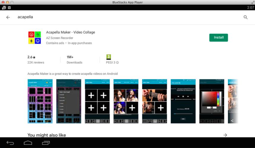 acapella-video-collage-maker-pc-bluestacks-emulator