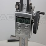 """Accusize – 0-12"""" x 0.0005"""" Electronic Digital Height Gage with Hand Wheel, #0103-0603"""