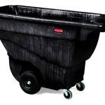 Rubbermaid-Structural-Foam-Dump-Truck-Black-0