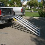 TMS-RP-TRIFOLD-ALR6945B-69-Inch-by-45-Inch-Super-Wide-Tri-Fold-ATV-Loading-Ramp-Aluminum-0-1