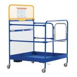Vestil-WP-3636-CA-Steel-Work-Platform-1000-lb-Capacity-36-x-36-with-Casters-Powder-Coat-Blue-0