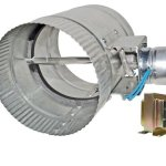 12-Inch-Diameter-Normally-Open-Electronic-HVAC-Air-Duct-Damper-with-Power-Supply-0