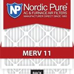 20x25x5-Lennox-X6673-Replacement-MERV-11-furnace-Air-Filter-Qty-4-0