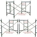 3-Sets-of-Scaffolding-masonry-Box-frames-5-x-5-x-7-Scaffold-CBM1290-0