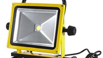 HOT NEW ITEM* LED Cord Reel Shop Garage Work Light 1000