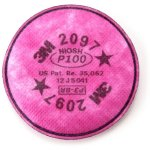 3M-Particulate-Filter-209707184AAD-P100-Respiratory-Protection-with-Nuisance-Level-Organic-Vapor-Relief-Pack-of-100-0