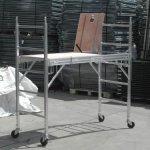 Aluminum-Scaffolding-Rolling-Tower-17-Standing-High-with-Hatch-Decks-Gaurd-Rail-U-Locks-CBM1290-0-0