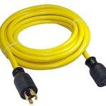 Conntek-20591-Generator-Extension-Cord-25-Foot-104-20-Amp-125250-Volt-4-Prong-Eextension-Cord-0