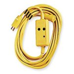 Hubbell-GFP25C15A-IndustrialCommercial-Grade-GFCI-Line-Cord-Auto-Set-15-amp-120V-25-0