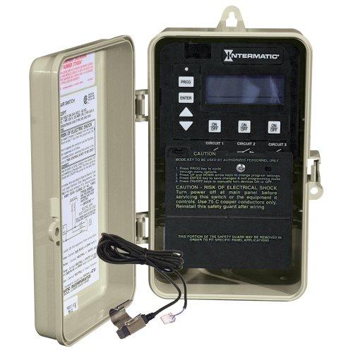 Intermatic Pool Timer Circuit Breaker 20 Amp Ebay