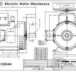 Leeson-75HP-1PH-3450RPM-184T-Frame-Drip-Proof-208-230V-60HZ-132044-0-0