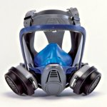 MSA-Safety-Works-641817002902-Full-Face-Cartridge-Respiratory-Protection-0