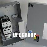 Motor-Starter-15hp-3ph-230V-magnetic-starter-control-from-GE-General-ELectric-50-amp-for-air-compressor-0