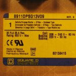 Motor-Starter-5hp-3ph-230V-definite-purpose-magnetic-motor-starter-from-Square-D-8911dpsg13v09-0-0