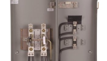 Siemens MC0816B1400RLTM 400 Amp 8 Space 16 Circuit Levery Bypass
