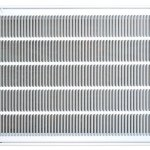 Speedi-Grille-SG-2030-FG-20-Inch-by-30-Inch-White-Return-Air-Vent-Filter-Grille-with-Fixed-Blades-0