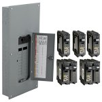 Square-D-by-Schneider-Electric-HOM2040M200PCVP-Homeline-200-Amp-20-Space-40-Circuit-Indoor-Main-Breaker-Load-Center-Value-Pack-Plug-on-Neutral-Ready-0