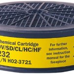 Sundstrom-H02-3721-SR-232-Organic-VaporAcid-Gas-Chemical-Cartridge-OVSDCLHCHF-4-Pack-0