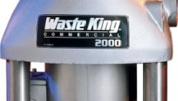 Waste King 1000-3 1 HP Commercial Food waste disposer