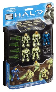Halo Last Man Standing Zombie Pack Comaco Toys