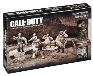 Call of Duty Desert Troopers