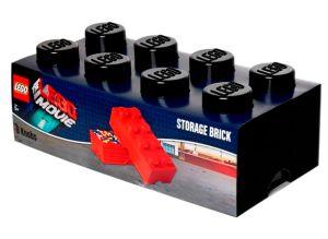 Lego Movie Large Black Brick Comaco Toys