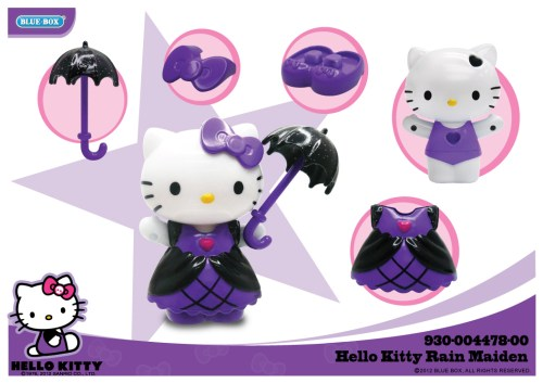 Hello Kitty Rain Maiden