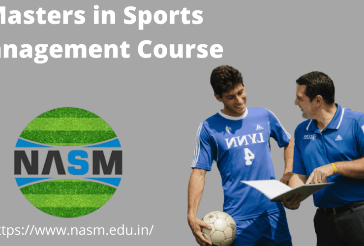 Masters in Sports Management Course